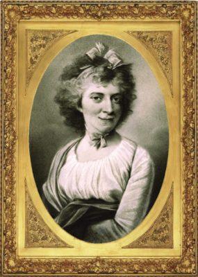 Мать философа - Иоганна Шопенгауэр