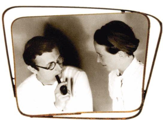 Ж.П. Сартр и С. де Бовуар