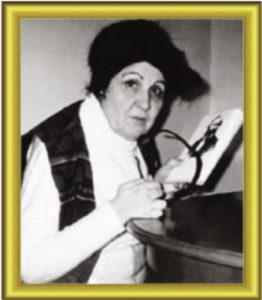 Хильда Маркс (Плауц)